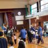 袴田公民館の春の運動