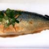 親子料理メニュー「サバの味噌煮」 5年31組 久木山敬心